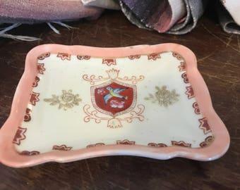 Antique pin tray