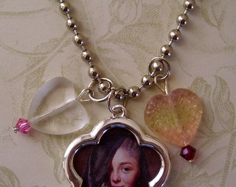 Amore Segreto (Secret Love) Charm Necklace