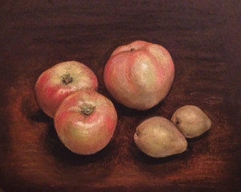Apples & Pears: Lunch from the orchards