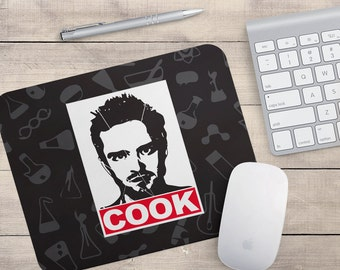 Mouse pad breaking bad office supplies jesse pinkman desk accessories drugs tv show printed flexible mousemat coworkers chic mousepad MP-173
