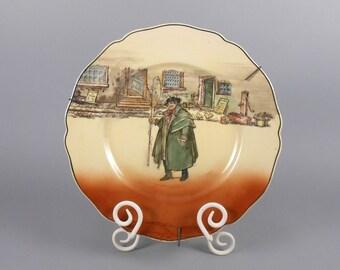 Royal Doulton Dickensware Tony Weller Decorative Plate