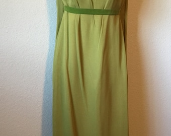 1960s Cahill Ltd. Beverly Hills gown