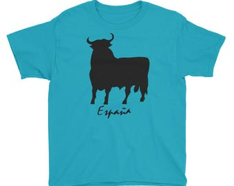 The Bull (El Toro) - kids T-Shirt