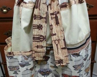 custom apron for lauren