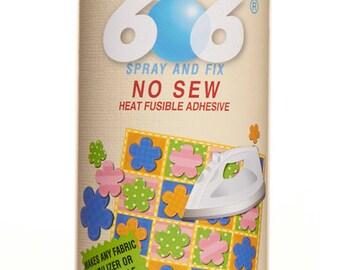 606 No Sew Heat Fusible Adhesive