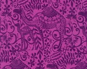 Jasmine by Valori Wells, AVW-16646-253 Boysenberry, Rare Quilting Fabric