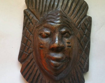 Art and Decor - African Wall Mask A1068