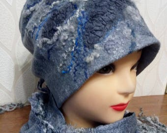 Furled hat