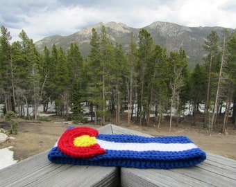 Handmade Colorado Headband