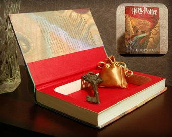 Hollow Book Safe - Harry Potter and The Chamber of Secrets - Secret Book Safe