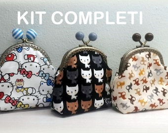 Complete Kit for coin purse