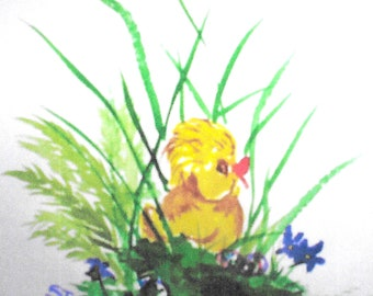 Easter Chick-a-Dee