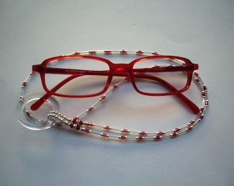 Collection beaded: Model Tiny cherry