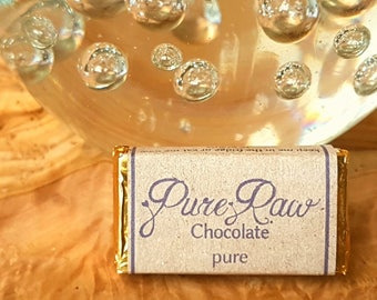 Pure Raw Chocolates - Pure (pack of 10)