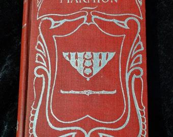 1890's Marmion by Sir Walter Scott Pub by Donohue Bros