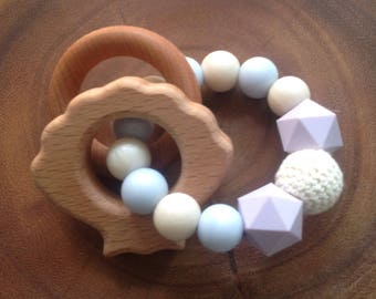 Shell Teether