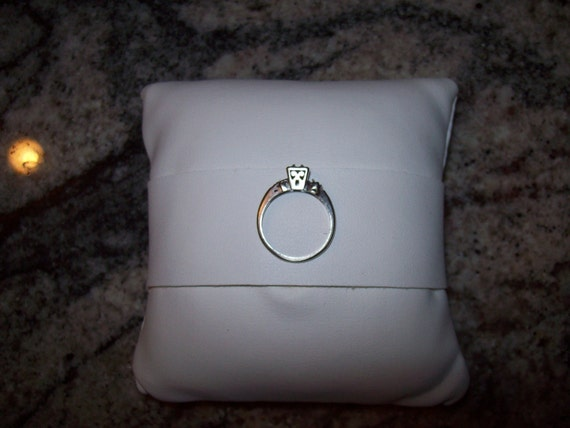 Vintage KEEPSAKE Ring Setting ONLY Wedding Engagement 14K