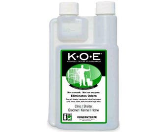 K.O.E. (Kennel Odor Eliminator)