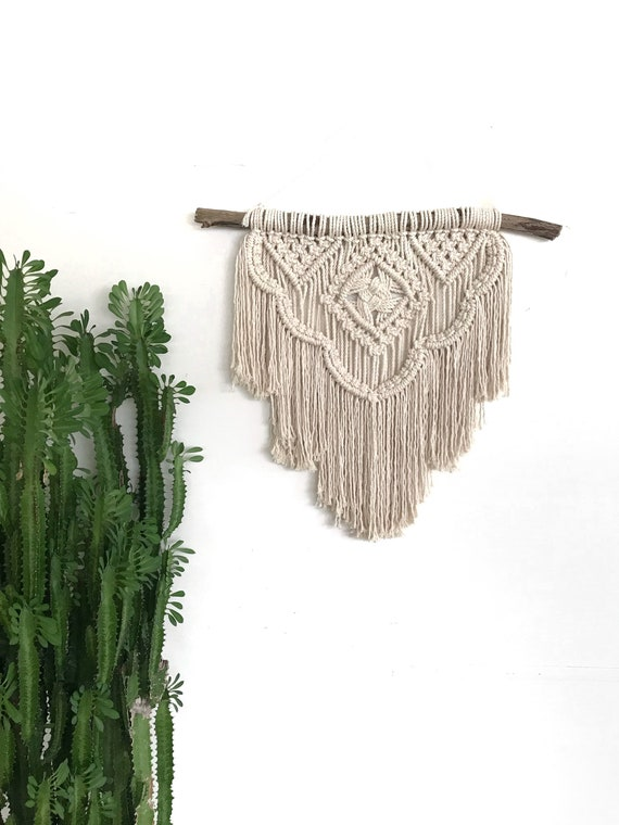 """Macrame Wall Hanging """"Odyssey""""  READY TO SEND"""