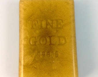 Gold Bar Soap