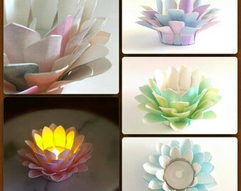 Paper Lotus Lantern -Customized By You-