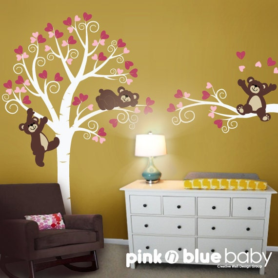 Perfect Teddy Bear Wall Decor Festooning - Wall Art Collections ...