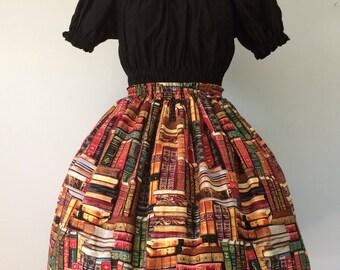 Bibliotheca Skirt