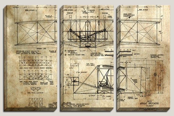 As seen in gq 1902 wright brothers flyer like this item malvernweather Image collections