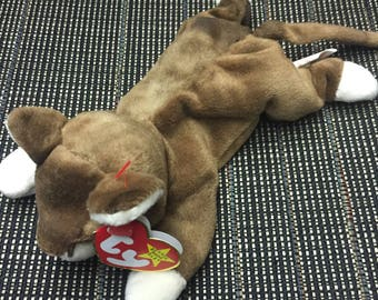 Pounce the Kitty cat ty Plush toy
