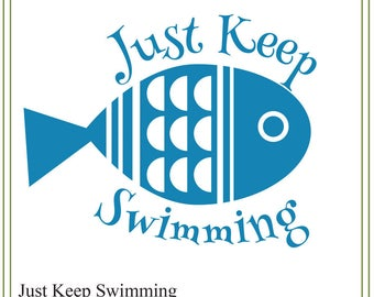 Fish SVG, Happy fish SVG, vinyl cutting, children iron on transfer, greeting cards craft supply, SVG, party invitation
