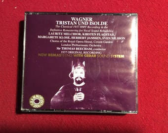 Wagner Tristan Isolde, 1995 Edition