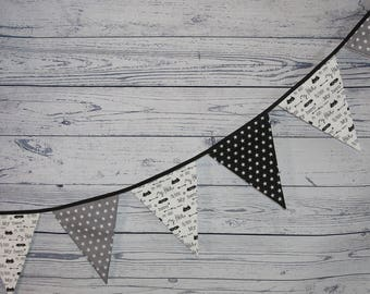 Garland pennants superheroes collection