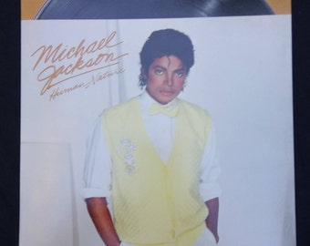 Michael Jackson 1980s Human Nature School folder