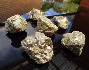 1 x PYRITE CLUSTER from Brazil