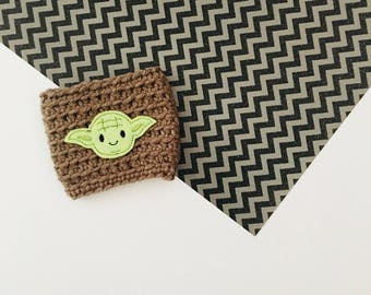 Jedi Yoda Coffee Cozy | Cozy Collection