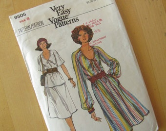 Vintage Vogue  9505 - Very Easy Vogue  - Size 18