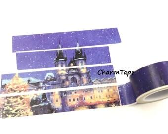 Castle Washi Tape Roll (20mm x 5m) WT957