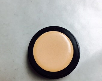 Organic Concealer | Natural Mineral Erase Cream Concealer Pot | Organic Cosmetics | Gluten and Cruelty Free Makeup| Natural Makeup