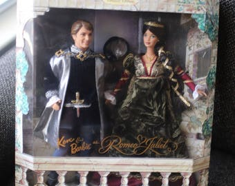 Romeo & Juliet Collectible Barbie.