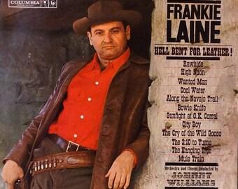 Frankie Liane – Hell Bent For Leather! 1961 ( LP, Album, Vinyl Record) Country, Folk - Music