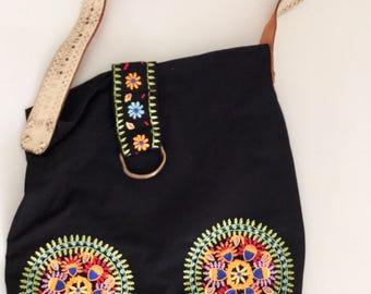 Handmade Upcycled bag