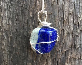 Lapis Lazuli, Opens Third Eye, Throat Chakra, Brings Peace & Releases Stress, Harmonizes, Reveals Your Inner Truth, Amplifies Higher Thought