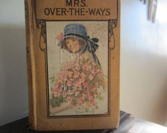 Mrs. Over-the-Ways Book