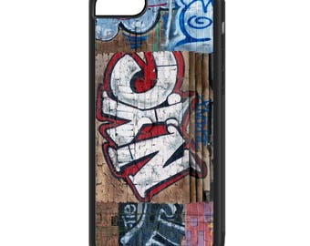Andre Charles NYC Graffiti iPhone 8 Case