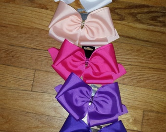 XL Hair Bows