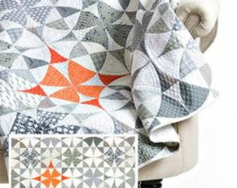 Quilt pattern-Chic Country-by Sew Kind of Wonderful