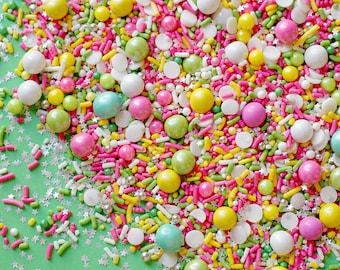 Pineapple Punch Sprinkle Mix | Cake Decorating Australia