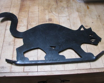 Metal scaredy cat