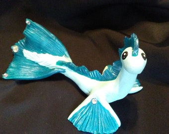 Splashes - A Dragon of My Dreams original