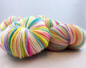 Polychrome - Hand Dyed Superwash Merino DK Yarn